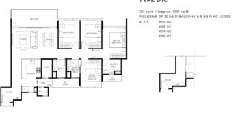 the-gazania-singapore-floorplan-D1A-D1b