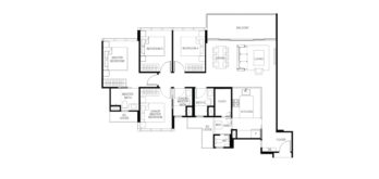 the-gazania-singapore-floorplan-D2